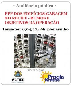 Audiência Pública PPP