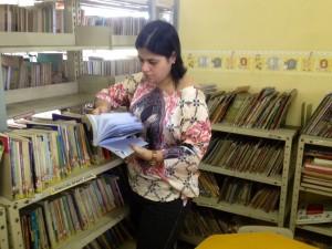 Priscila Biblioteca Casa Amarela 2