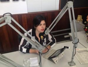 Priscila Rádio Folha