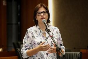 Priscila Krause plenário agosto 2019 2